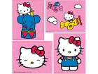 BILDE 30X40CM HELLO KITTY