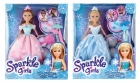 SPARKLE GIRLZ WINTER PRINCESS M/MAGIC HA