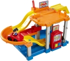 FISHER PRICE ROLLING RAMPS GARAGE CHF61