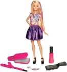 BARBIE CRIMPS & CURLS DWK49
